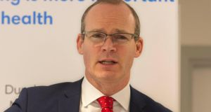 Simon Coveney: Brexit cannot undermine the gains of the Northern Ireland peace process. Photograph: Provision