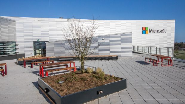 Microsoft opens new campus in South Dublin
