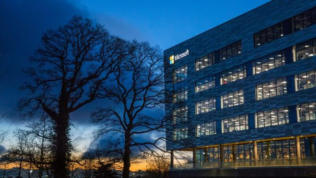 Taoiseach officially opens Microsoft's new €134m campus