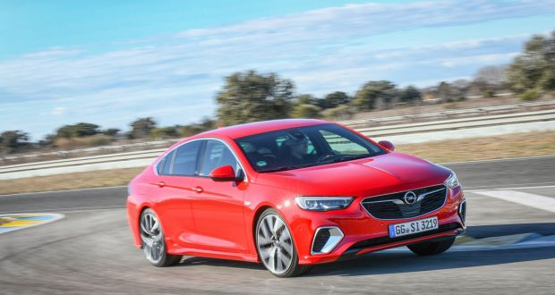 Opel Revives Its Gsi Menace With A Hot Insignia