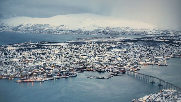 Three hundred and fifty kilometres north of the Arctic Circle, Tromso in Norway owes its very existence to the harvesting of seals and whales.