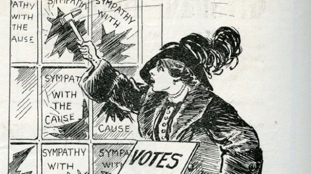 """Nothing for their ""Panes"","" The Lepracaun 1912"