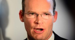 Simon Coveney was the key-note speaker at a conference in New York on Thursday organised by Co-operation Ireland and Irish Central to mark the 20th anniversary of the Belfast Agreement.