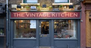 "The Vintage Kitchen on Poolbeg Street. A €3 corkage charge was introduced in January, on the back of the rent being increased ""substantially"". Photograph: Alan Betson"