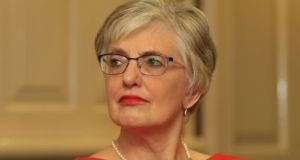 Minister for Children Katherine Zappone said  she 'expects all groups supported by her department to meet every standard on protection and safety'. File photograph: Nick Bradshaw