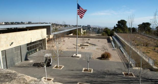 US says will open Israel embassy in Jerusalem in May