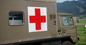 The  Swiss-based charity, which was set up in 1863 to help victims of war. Photograph: iStock