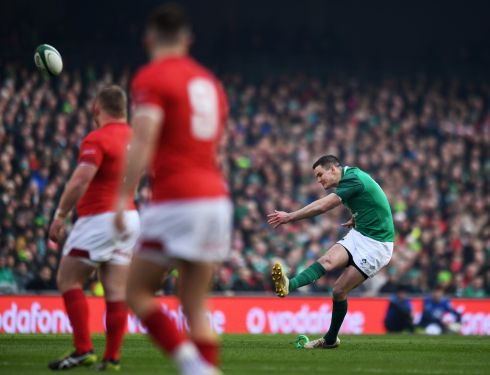"<b>10. Johnny Sexton 8</b> ""He decided he was going to carry today,"" laughed Joe Schmidt. ""Like a big man."" To hell with the kicking and adrenaline induced quick tap, this was the sort of performance that won Beauden Barrett world player of the year in 2016 and 2017 (it should be Sexton's in 2018). Multiple examples of leading the defensive line, superb range of passing while the turnover and offload on 57 minutes would be astonishingly good rugby by a world class flanker.   Photograph: Reuters"