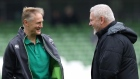 Warren Gatland: 'I thought Ireland were outstanding'