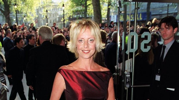 'Vicar Of Dibley' actor Emma Chambers also starred as Hugh Grant's sister Honey in Richard Curtis' Bafta-winning film 'Notting Hill'. File photograph: Peter Jordan/PA Wire