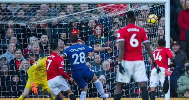 821d3c2e7 Manchester United s Jesse Lingard scores the winner in their Premier League  clash with Chelsea. Photo