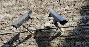"Limerick City and County Council has said it is taking legal advice about aspects of the hi-tech CCTV technology it is rolling out as part of a pilot ""smart city"" project. Image: Getty"