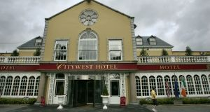 Currently the largest hotel in Ireland, Citywest features 764 rooms. Photograph: Frank Miller