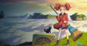 Mary and the Witch's Flower: A delightful adaptation of Mary Stewart's 'The Little Broomstick'