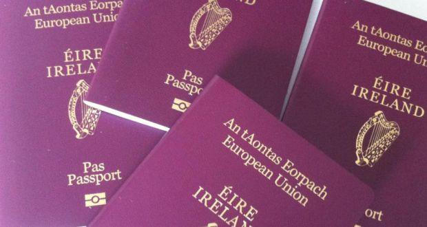 Passport Out Of Date Dont Panic Were Irish