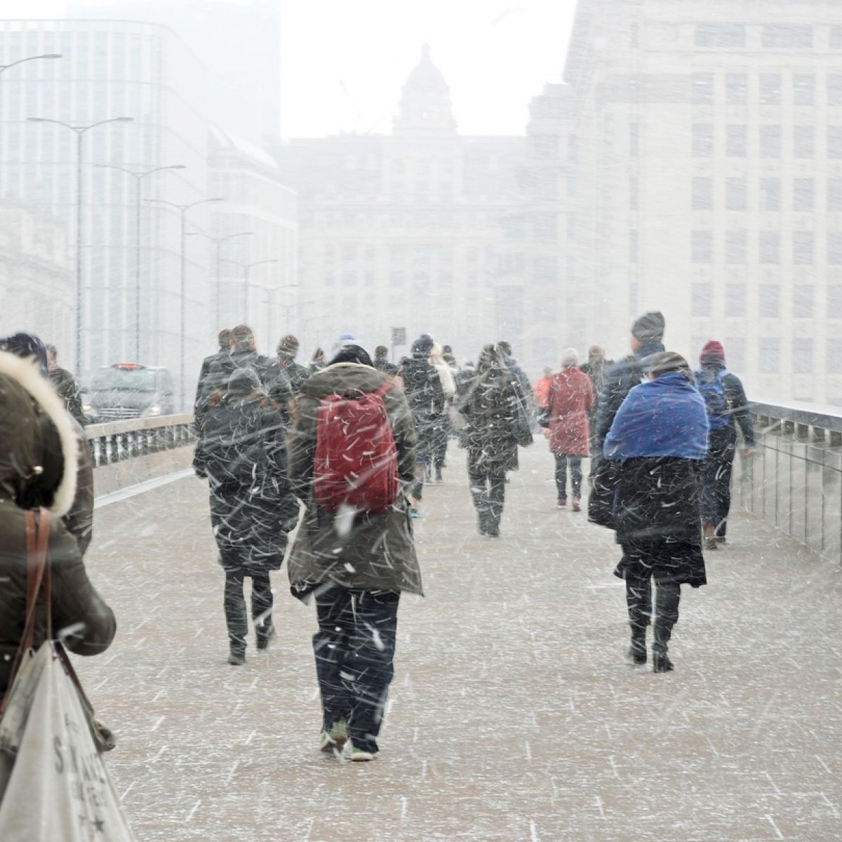 Q&A: What is causing these severe snow warnings?