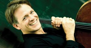 A beautifully reserved account of the Cello Concerto from Alban Gerhardt