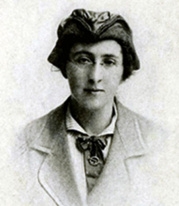 Margaret Skinnider has the dubious honour of being the only woman wounded in action during the Rising