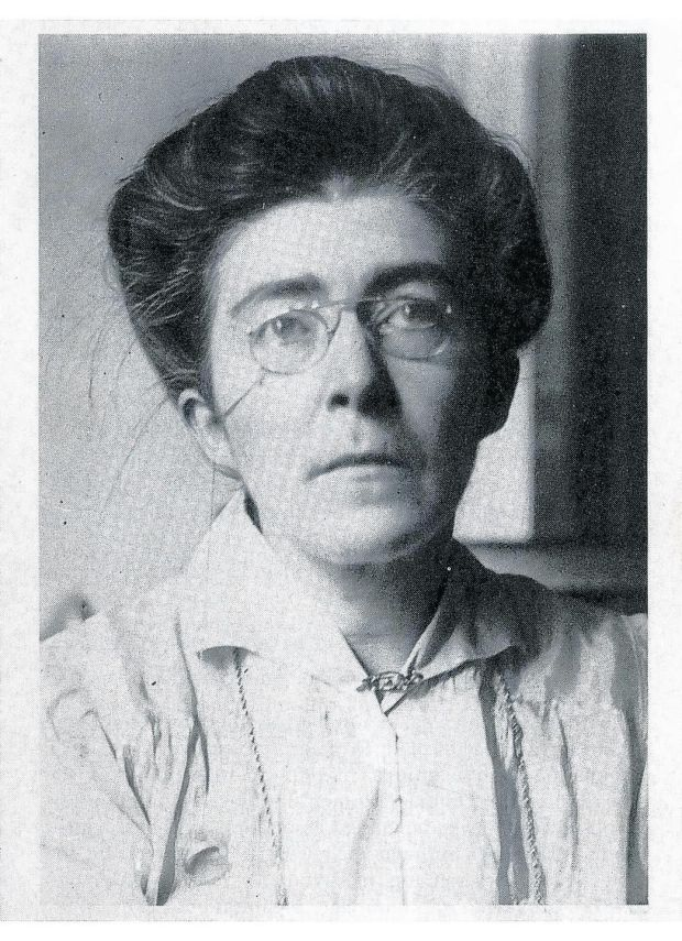 Hanna Sheehy-Skeffington: Jailed in June 1912, Sheehy Skeffington for smashing the glass windows at Dublin Castle in protest at women being excluded from the franchise of the third Home Rule Bill