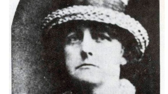 Jenni Wyse Power, founder and president of Cumann na mBan. The Proclamation was signed at her Henry Street home