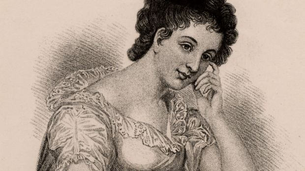 Maria Edgeworth (1767-1849), Anglo-Irish novelist. Author of 'Castle Rackrent' (1800) and 'Belinda' (1801). Photograph: Universal History Archive/Getty Images