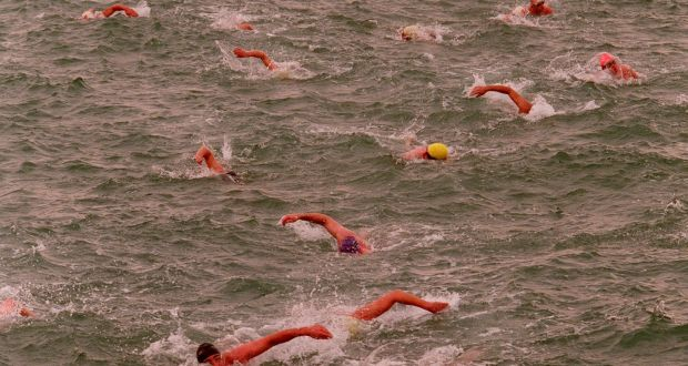 Swimming in sea 'increases risk of ear infections, stomach