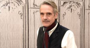 "Jeremy Irons: ""Actors were classed as rogues and vagabonds . . . I liked acting not because I liked acting, but because I liked the life."" Photograph: Theo Wargo/Getty Images"