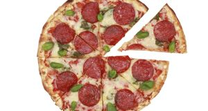 Recent dubious marketing tactics by junk-food manufacturers included a competition to win your height in pizza to mark National Pizza Day.