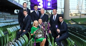 While audience figures for TV3's six nations coverage has increased, viewership for Ireland's Got Talent has fallen. Photograph: Brendan Moran/Sportsfile