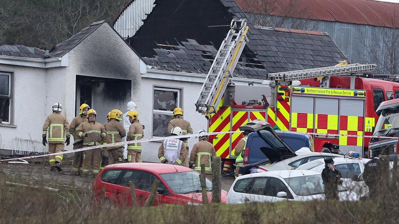f2ab7cdb53a5f Man arrested on suspicion of murder after Fermanagh fire
