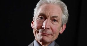 """I don't know what I would do if I stopped"": Rolling Stones drummer Charlie Watts. Photograph: PR company handout"