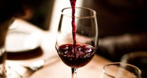 Puglia is responsible for 700 million litres of wine, mostly red wine, each year. Photograph: iStock