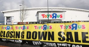The private equity owners of Toys R Us heaped $5 billion of loans on to the business and it buckled under the strain. Photograph: PA Wire