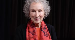 "Margaret Atwood on MeToo's limitations: ""Domestic violence among people who aren't rich, it's not reaching there yet."" Photograph: Tara Ziemba/WireImage"