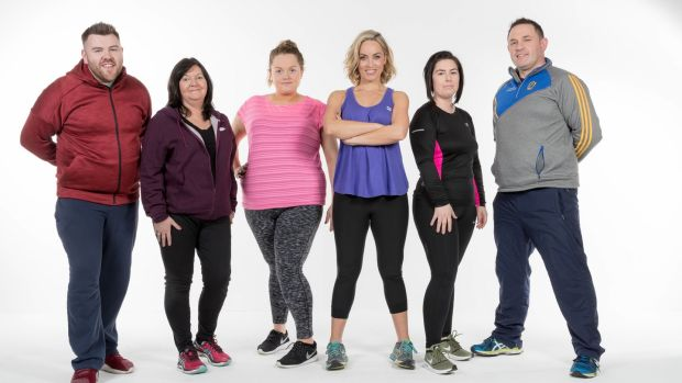 The Operation Transformation leaders have collectively lost over ten stone in the two months