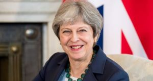"British prime minister Theresa May told MPs the draft legal text would ""threaten the constitutional integrity of the UK by creating a customs and regulatory border down the Irish Sea"". Photograph: Chris Ratcliffe/Bloomberg"