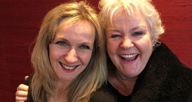 Isobel Mahon (left) and Maria McDermottroe fa909f3eea