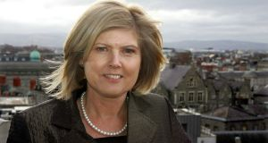 Angela Keegan, managing director of MyHome.ie: signed partnership with DwellDown.ie, a rental ratings service.