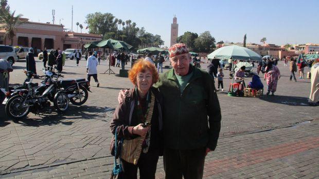 Escort a marrakech
