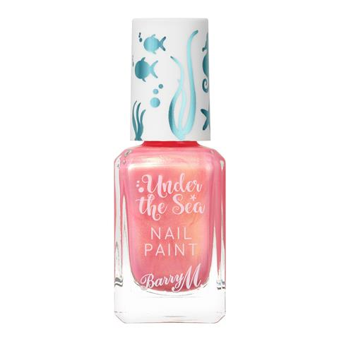 Barry M Nail Paint in Pinktail (€4.49 from Boots)