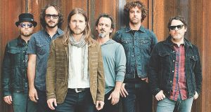 Lukas Nelson and Promise of the Real: Willie Nelson's kid leads his band in Whelans on Wednesday