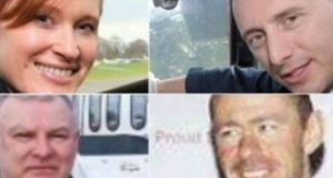 Four Irish Coast Guard air crew – Capt Dara Fitzpatrick, Capt Mark Duffy, winch operator Paul Ormsby and winchman Ciarán Smith – died when their helicopter collided with Blackrock island off the Mayo coast