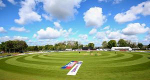 Malahide Cricket Club. Photograph: Oisin Keniry/Inpho