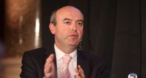 Fergal O'Brien, chief economist at Ibec: said businesses still have no roadmap. Photograph: Nick Bradshaw