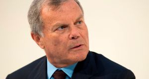 "WPP chief executive Martin Sorrell said 2017 was ""not a pretty year"" for the advertising giant."
