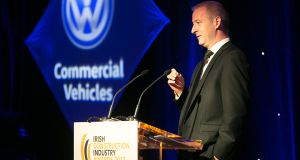 Volkswagen Commercial Vehicles return as title sponsor of Irish Construction Industry Awards