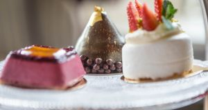 The Lord Mayor's Lounge at the Shelbourne is getting a revamp and so is its afternoon tea. You could win afternoon tea for six by designing a new pastry or cake for it