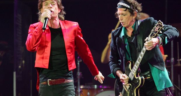 The Rolling Stones are still on tour – something is very