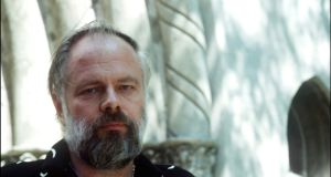 Philip K Dick in December 1982. Photograph: Philippe HUPP/Gamma-Rapho via Getty Images