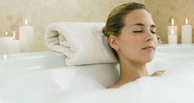 Can pregnant women take a bath